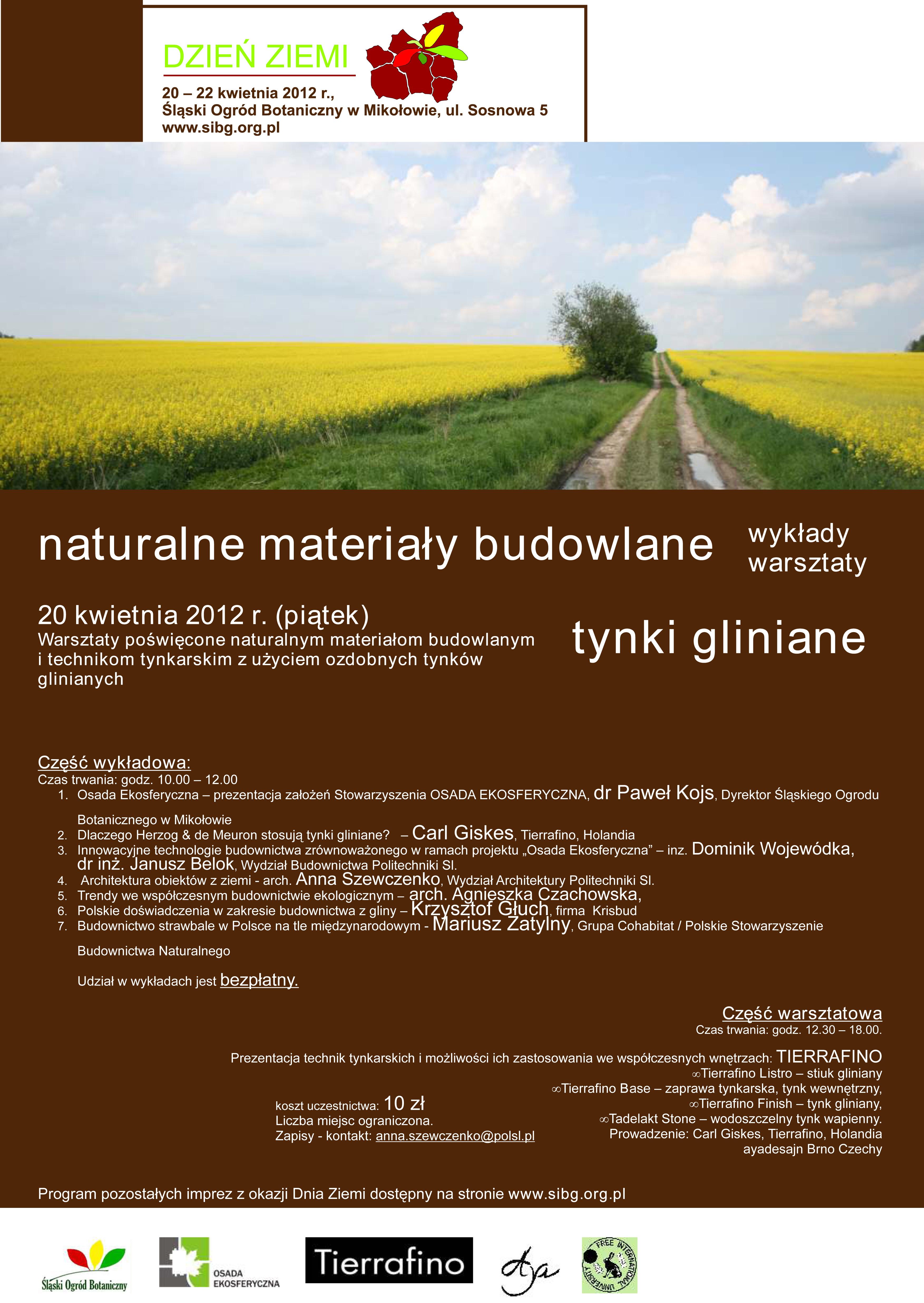 konference Dzień Ziemi Polsko