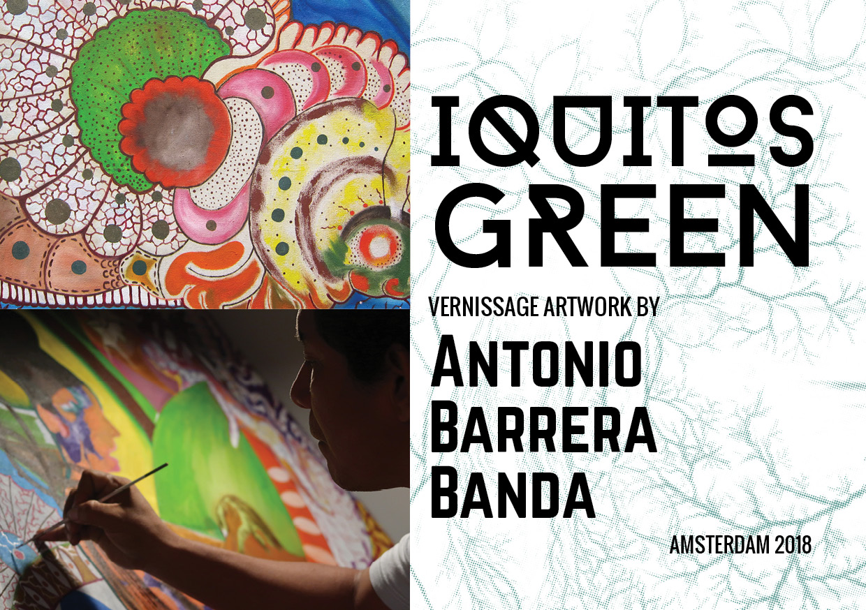 výstava IQUITOS GREEN AMSTERDAM